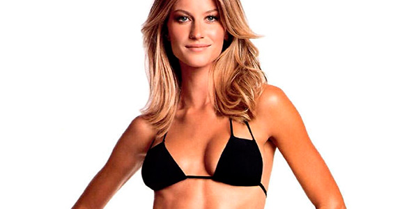 Gisele almost too sexy for TV