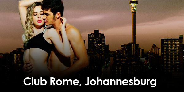 RHP Interview – Jaco and Lisa from Club Rome, Johannesburg