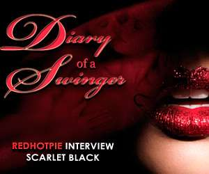 RHP Interview – Scarlet Black – Author of Diary Of A Swinger