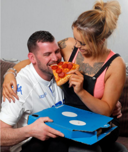 Couple Caught Having Sex in Dominos